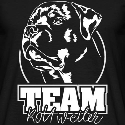 TEAM ROTTWEILER Wilsigns Dog Sport Chien Cadeau