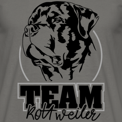 TEAM ROTTWEILER chien de sport chiens cadeau Wilsigns