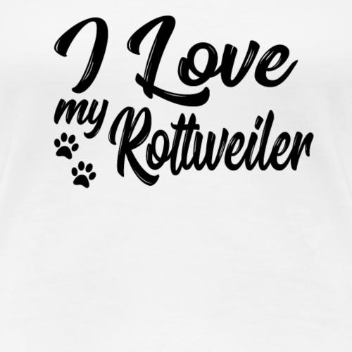 Rottweiler chiens animal maman de chien Mama cadeau