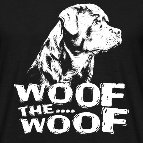 Chemise de cadeau rigolote Rottweiler