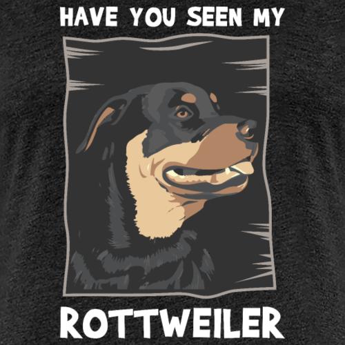 Super Cool Awesome Avez-vous vu mon Rottweiler