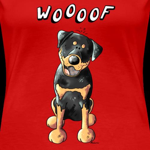 Woooof Rottweiler
