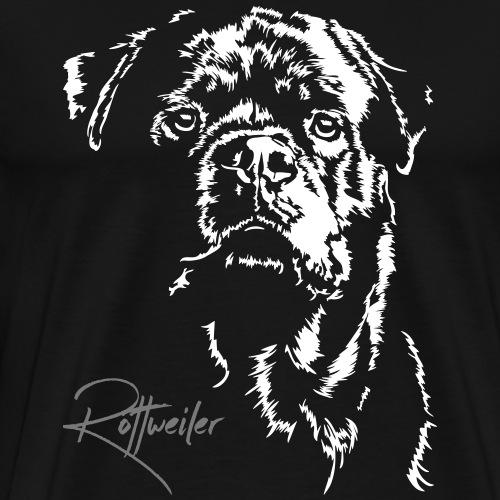 Portrait de Rottweiler Wilsigns