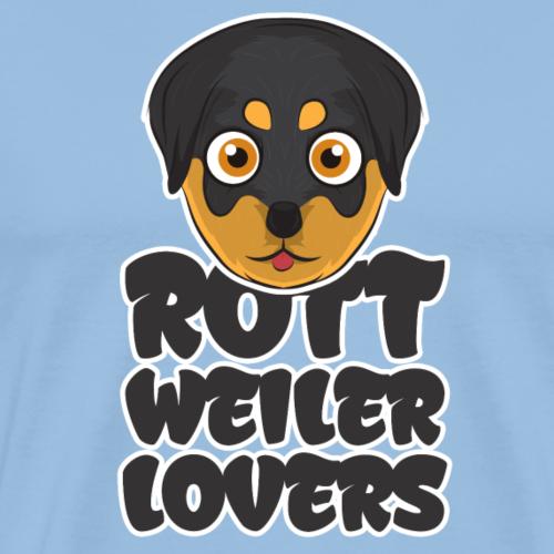 Amant de Rottweiler