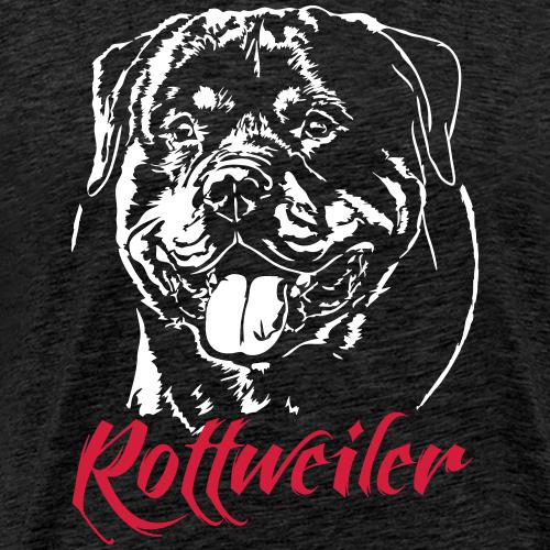 Rottweiler Portrait Wilsigns