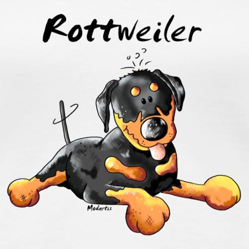 Drôle Rottweiler - Chien - Chiens