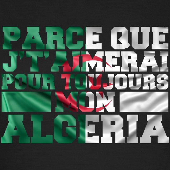 Soolking - Je t'aimerai pour toujours mon Algeria