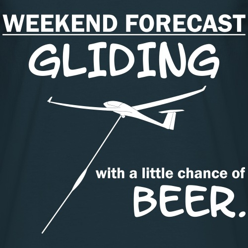 gliding weekend forecast