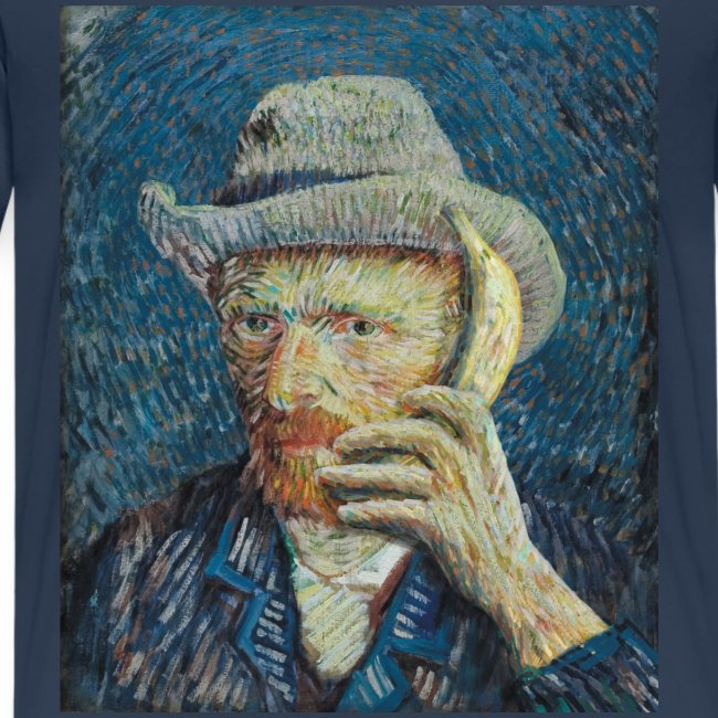 Van Gogh tienershirt