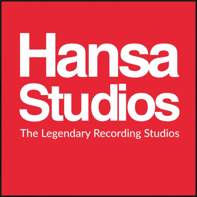 Hansa Studios T-Shirt | Red Line Black