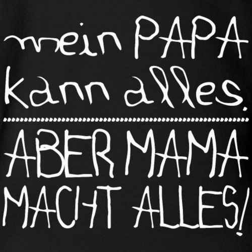 Mama macht alles
