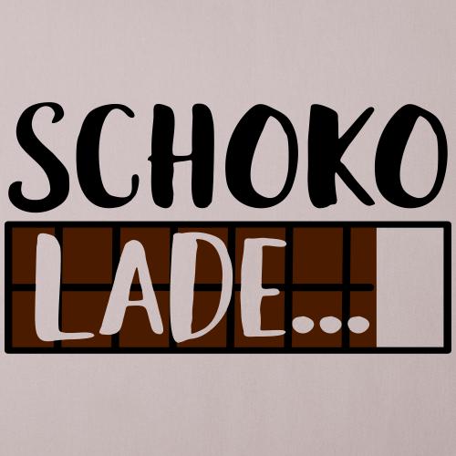 Schokolade Schoko Laden Ladebalken