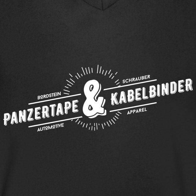 """BRDSTN Shirt """"Panzertape & Kabelbinder"""" Männer Schwarz"""