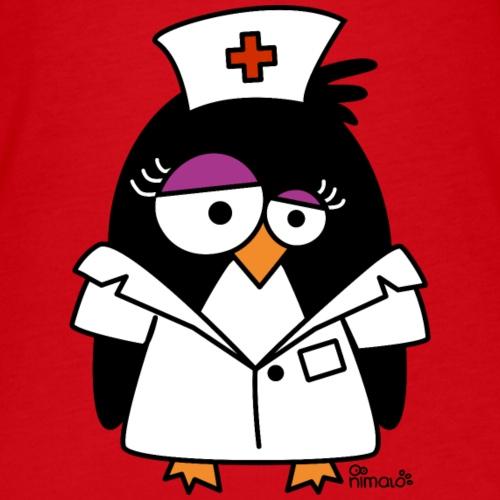 Infirmière, Médecin, Equipe médicale et soignante