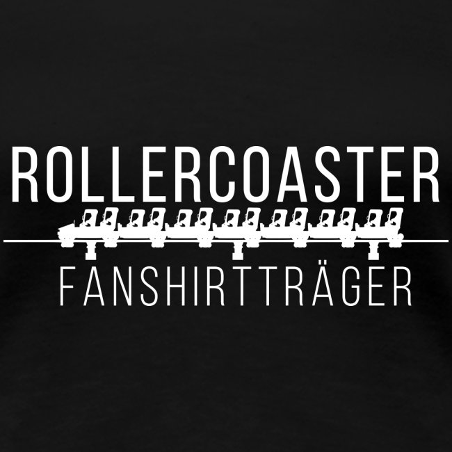 Girlie - Rollercoaster Fanshirtträger