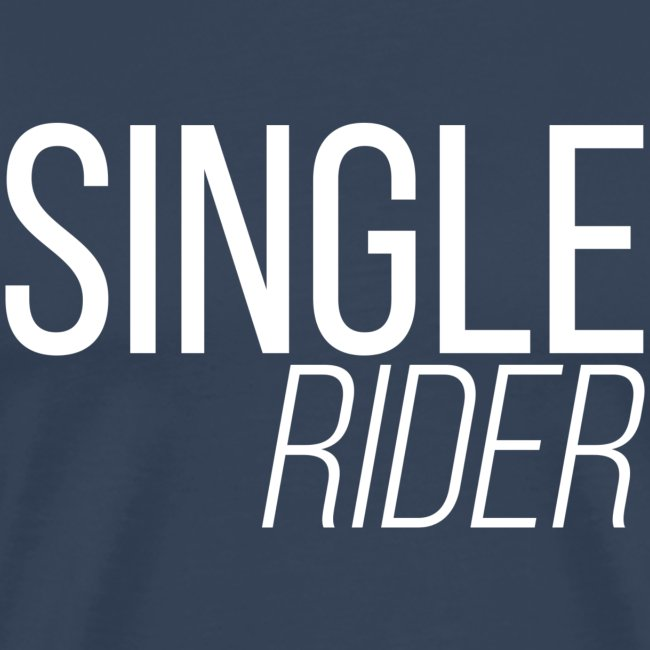Shirt - Singlerider