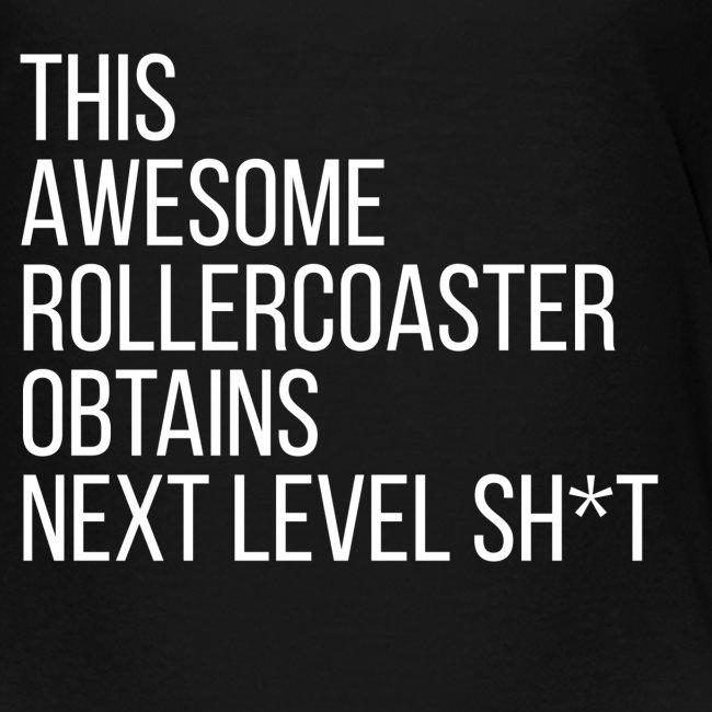 Kiddie-Shirt - Next Level SH*T