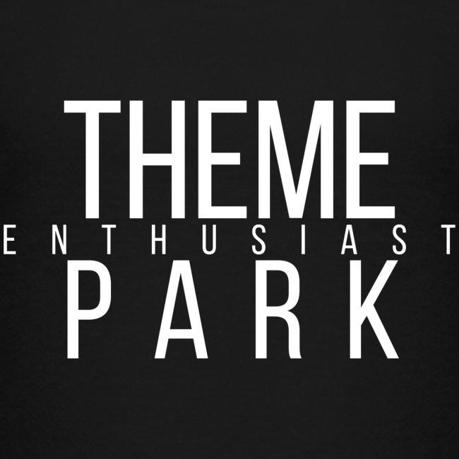 Kiddie-Shirt - Theme Park Enthusiast