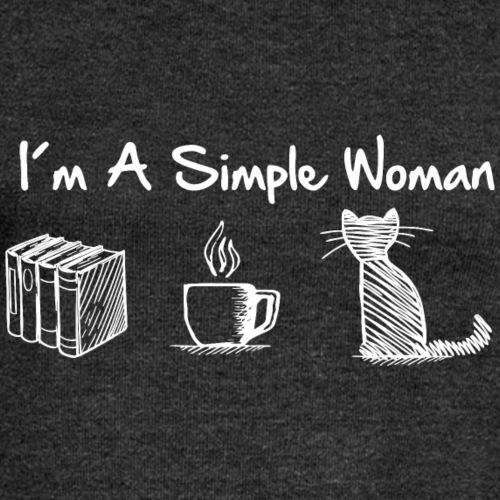simple woman cat books
