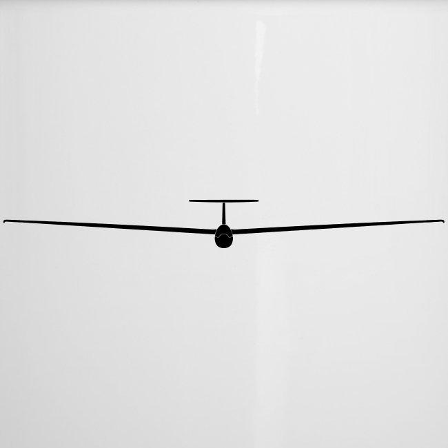 Segelflieger T-Shirt Segelflugzeug PIK20e