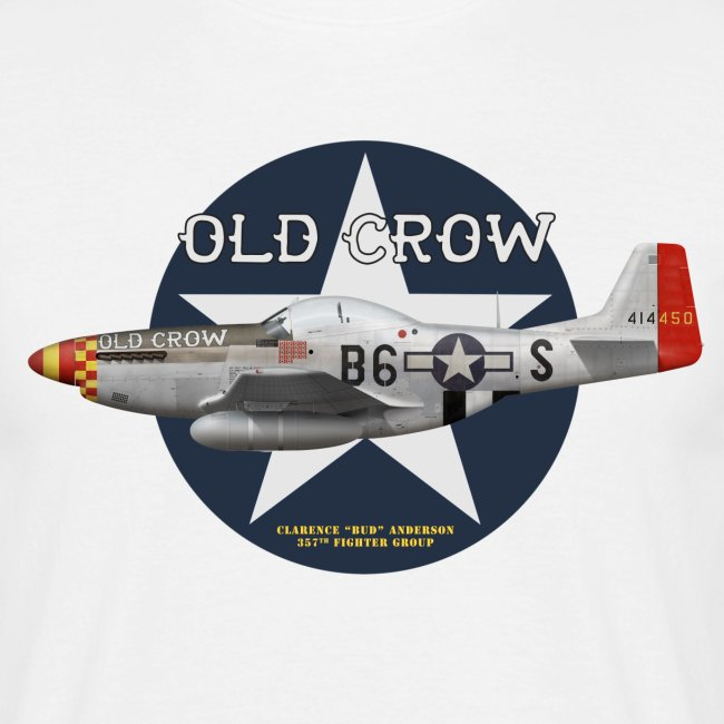 """P-51  """"Old Crow"""""""