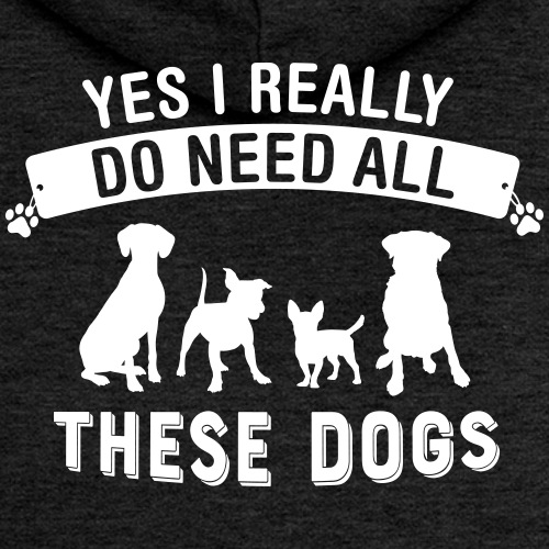 i really do need all dogs