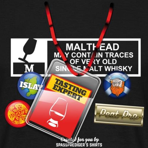 Whisky T Shirt Tasting Expert