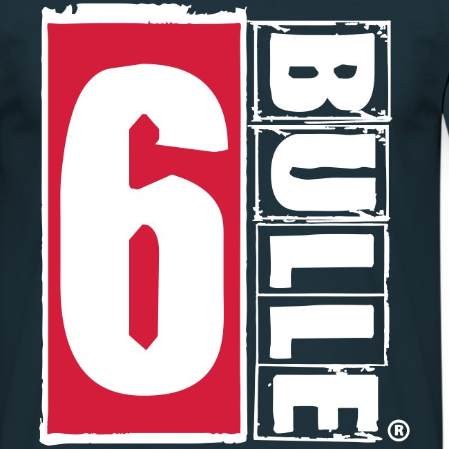 6Bulle Urban / T-Shirt coupe droite