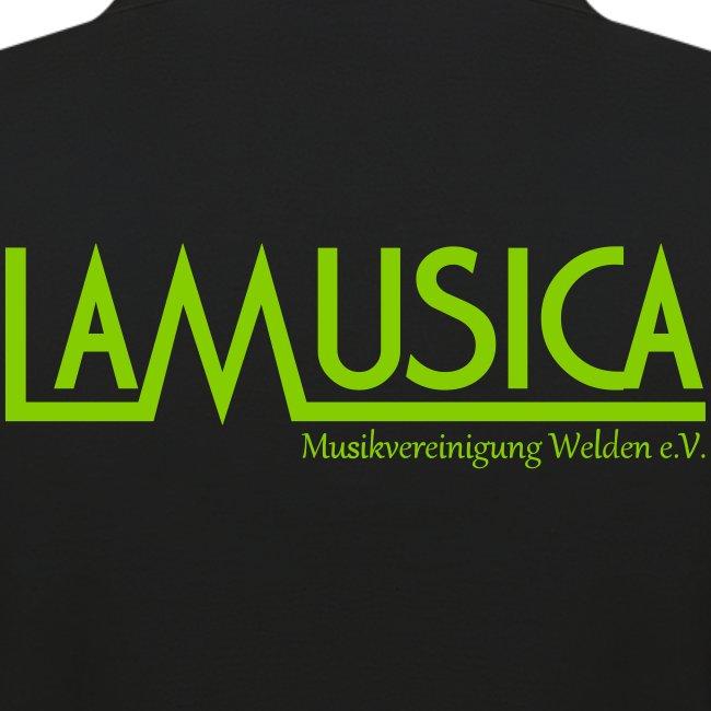 Poloshirt LaMusica