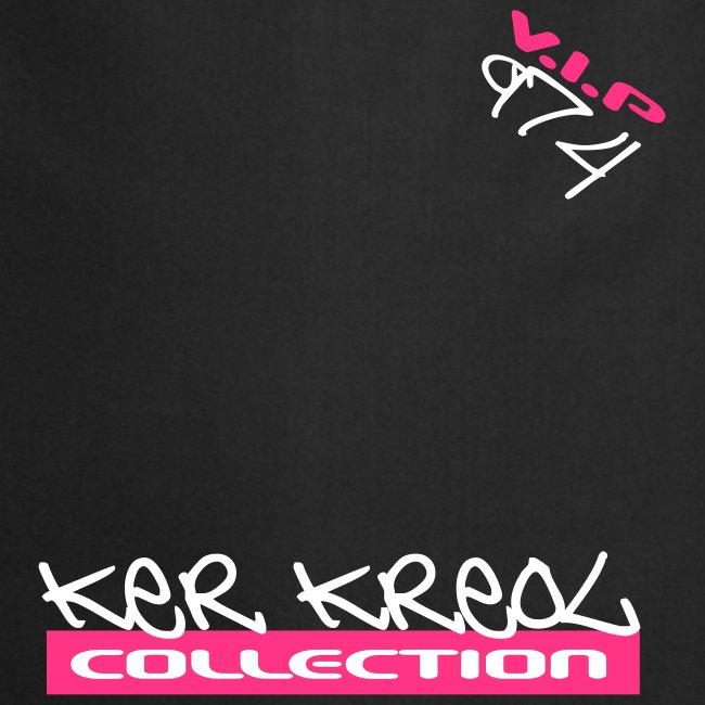 Tablier de cuisine Collection Ker Kreol