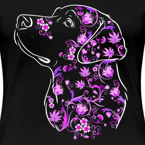Labrador Flowers II.png