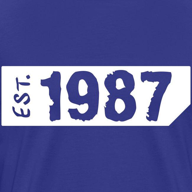 1987 Shirt