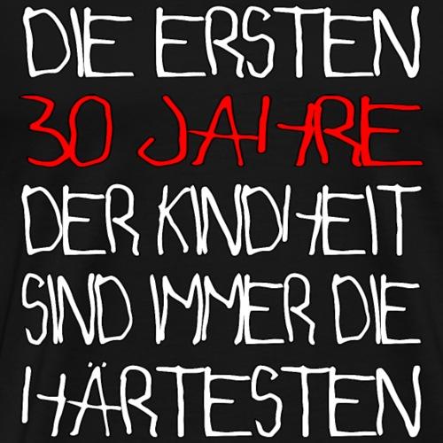 30 Jahre 30.Geburtstag