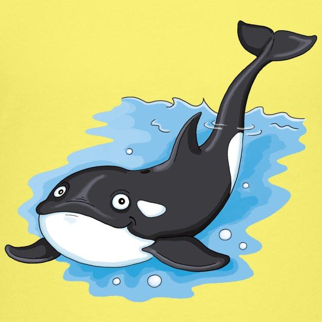 Orca - Kinder Premium T-Shirt