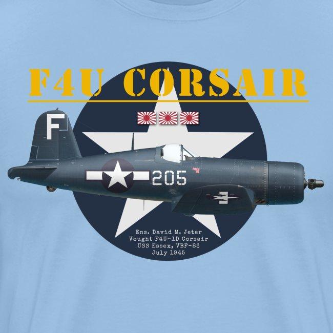 F4U Corsair Hedrick