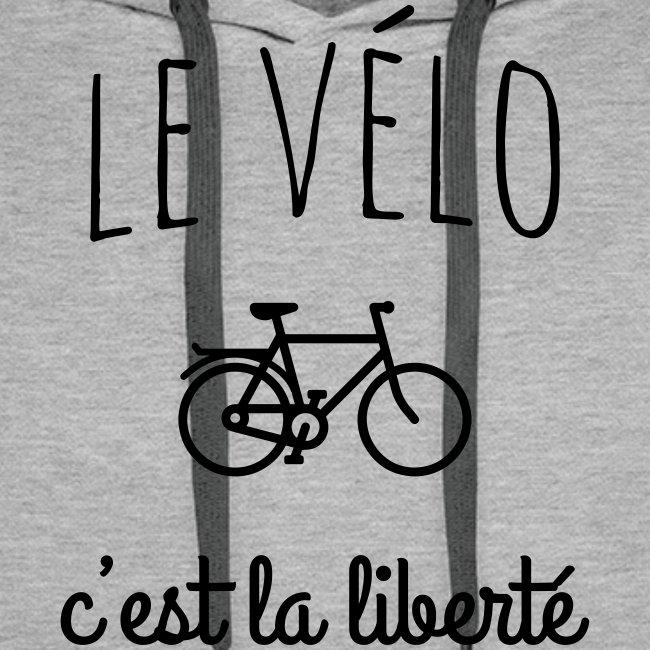 Le vélo c'est la liberté
