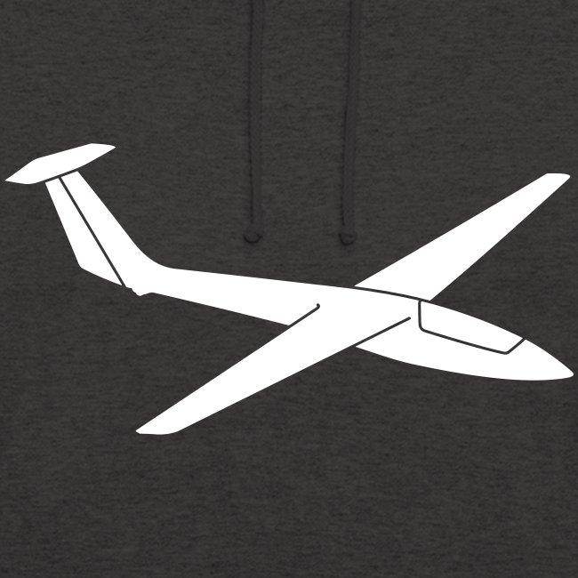 Segelflieger T-Shirt Segelflugzeug Cobra