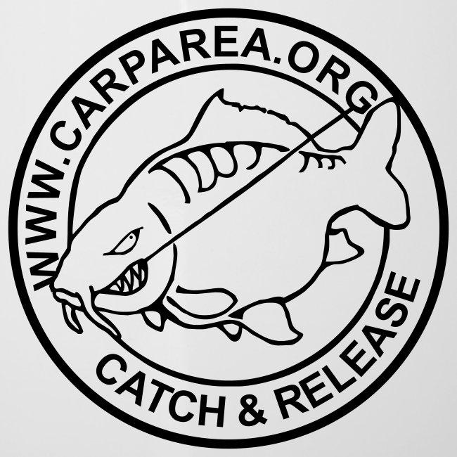 www.carparea.org Emaille-Tasse