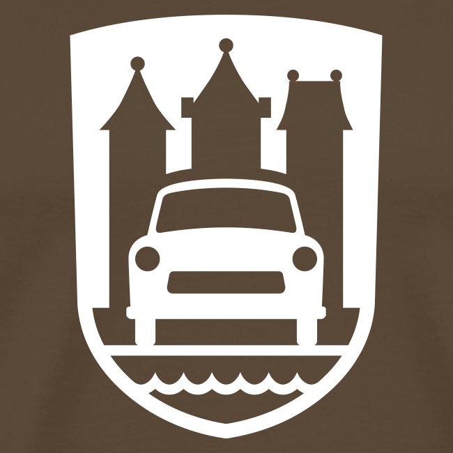 Trabant Wappen Zwickau