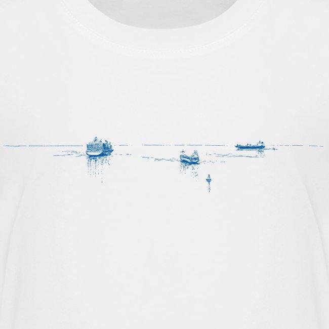 Auf See (blau)