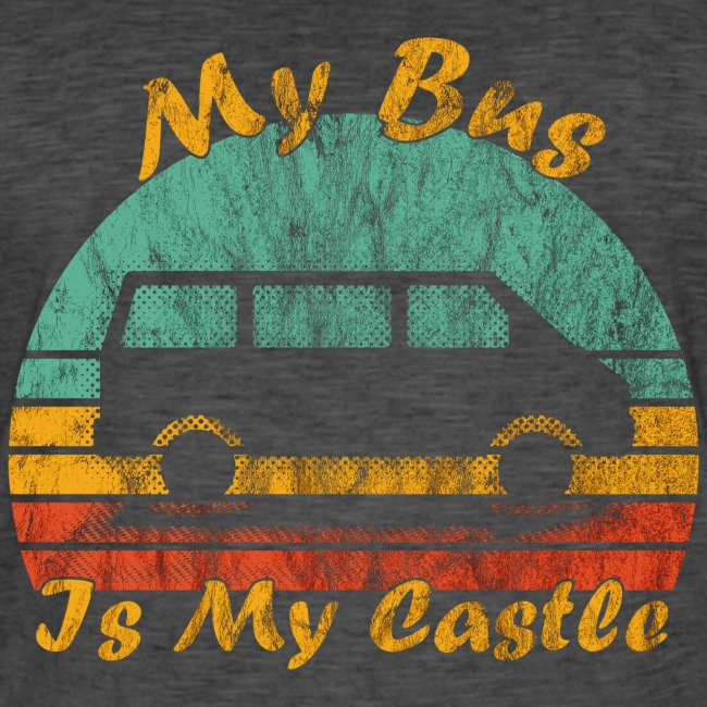 My Bus Is My Castle (Washed)