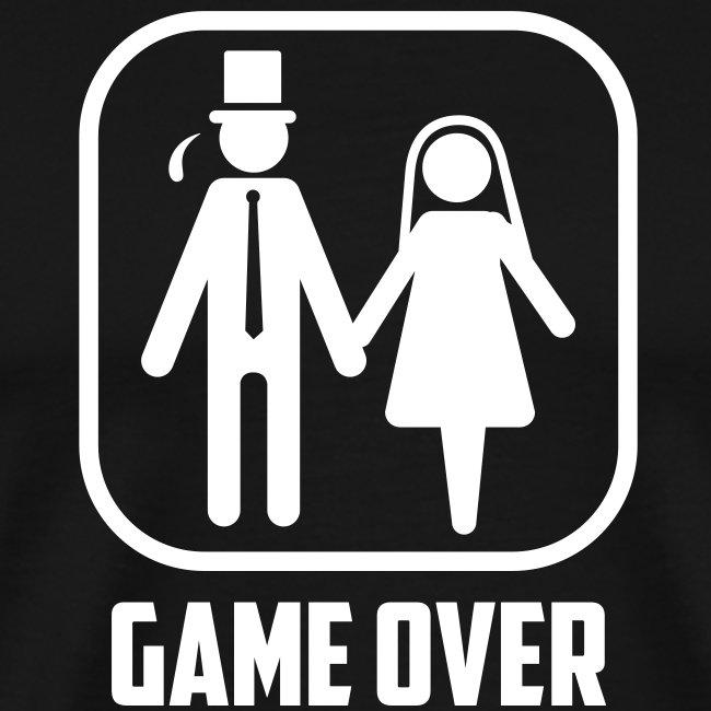 game over trouwerij