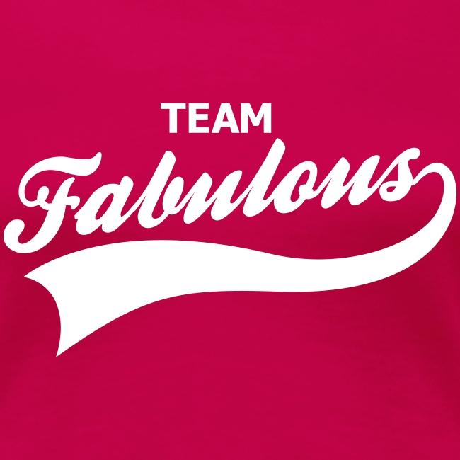 team fabulous vrijgezellenfeest