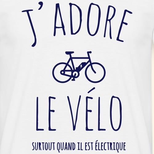 j'adore vélo électrique