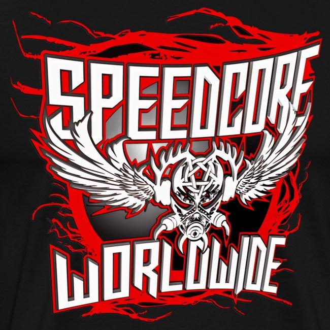 SCWW T-Shirt - 3D Logo (1) By Mattia Travaglini