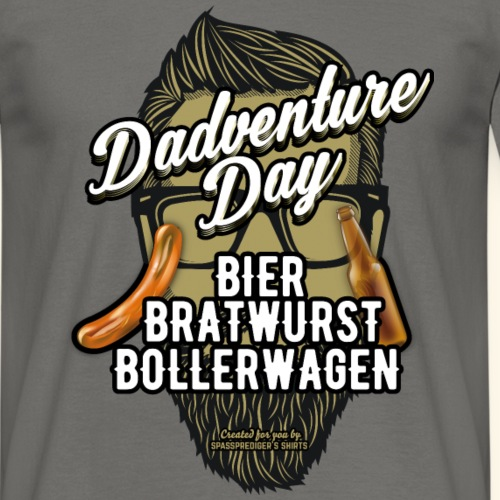 Vatertag T Shirt Dadventure Day 2019
