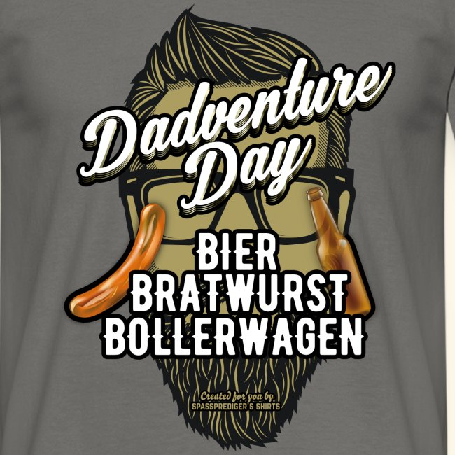 Vatertag T Shirt Dadventure Day