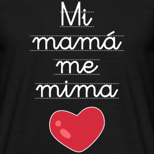 Mi mama me mima (oscura)