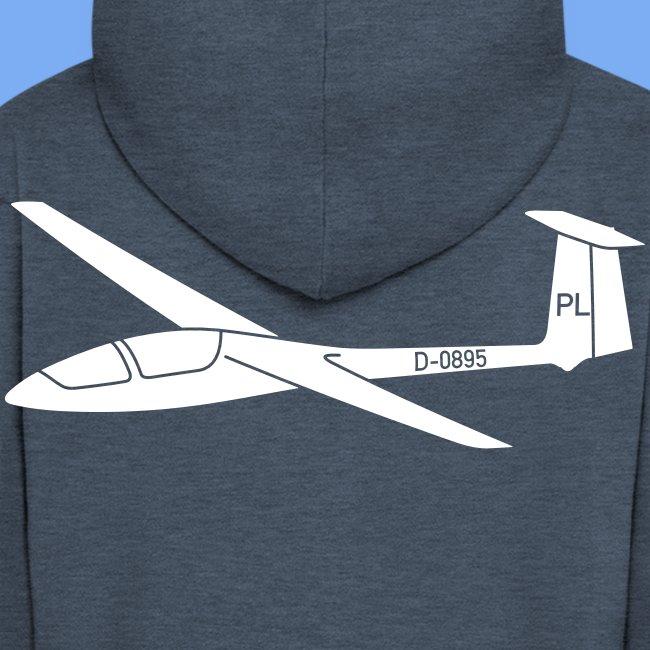 Segelfliegen Segelflieger Geschenk Pilot Jantar