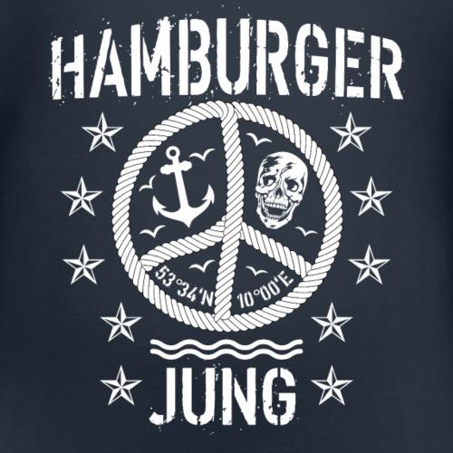 96 Hamburger Jung Peace Friedenszeichen Seil